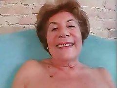 Anal, Cumshot, German, Granny
