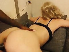 Amateur, Blonde, Interracial