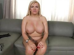 Amateur, Babe, Big Tits, Blowjob, Casting