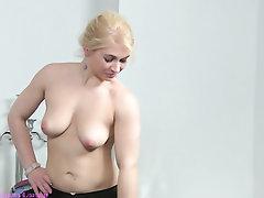 Babe, Casting, Lesbian, Masturbation, Secretary