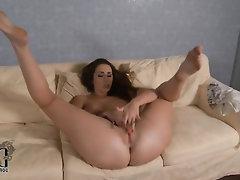 Amateur, Big Tits, Casting, Masturbation, Panties