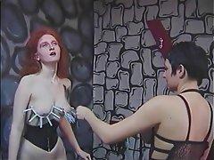 Lesbian, BDSM, Redhead, Femdom, MILF