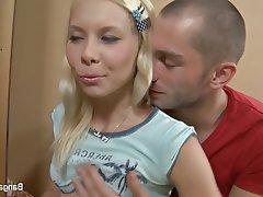 Anal, Blonde, Facial, Russian, Teen