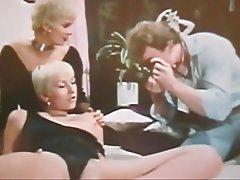 Nerd, Group Sex, Stockings, Vintage
