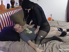 Creampie, Cumshot, Femdom, Old and Young
