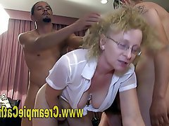 Amateur, Creampie, Group Sex, Interracial, Swinger