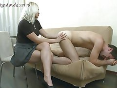 BDSM, Femdom, Fisting, Foot Fetish, Footjob