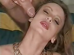 Cumshot, Facial, Group Sex, Threesome, Vintage