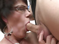 Brunette, Hardcore, Mature, MILF, Old and Young