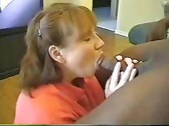 Babe, Blowjob, Interracial, Big Cock, Big Black Cock