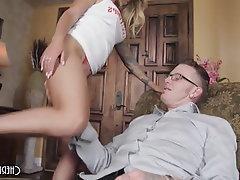 Blonde, Blowjob, Hardcore, Big Tits