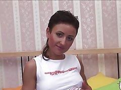 Anal, Brunette, Russian