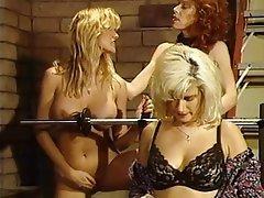 Blonde, Cumshot, Pornstar, Threesome, Vintage
