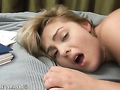 Babe, Big Tits, Blowjob, Teen, Creampie