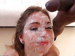 Cumshot, Facial