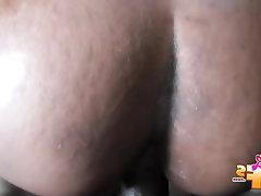 Babe, Big Ass, Ebony, Panties, Teen
