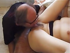 Amateur, Cunnilingus, Hairy, Old and Young, Teen
