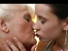Lesbian, MILF, Old and Young