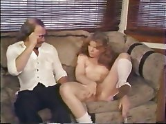 Facial, Hairy, Old and Young, Small Tits, Vintage