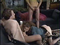 Cumshot, Hardcore, Pornstar, Threesome
